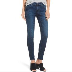 AG The Legging Ankle Super Skinny Jeans Size 25